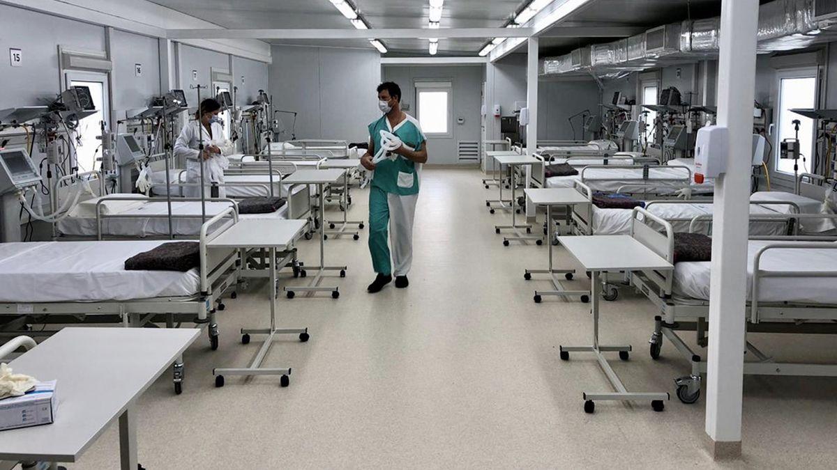 La ocupación de camas críticas destinadas al tratamiento de coronavirus mantiene un descenso continuo en la provincia.