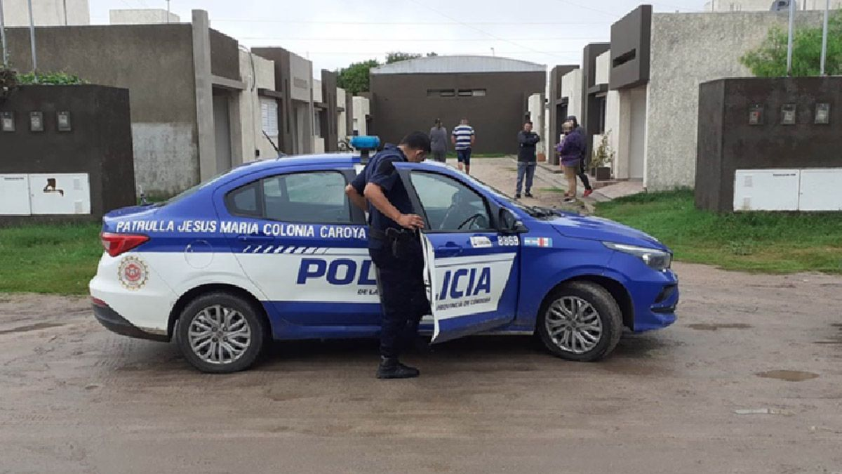 Los vecinos del barrio Agua Mansa realizaron varios llamados a la Policía para alertar por los gritos de la víctima.