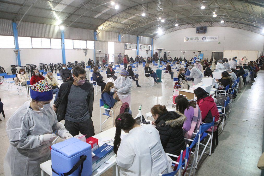 Córdoba está habilitada para salir a comprar vacunas.