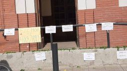 El último martes se realizó una importante movilización por la liberación de Ezequiel MarcleFoto: Secretaría de Derechos Humanos - Federación Universitaria de Río Cuarto