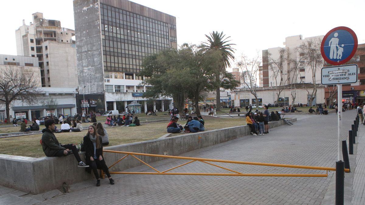 Plaza Olmos de la Juventud