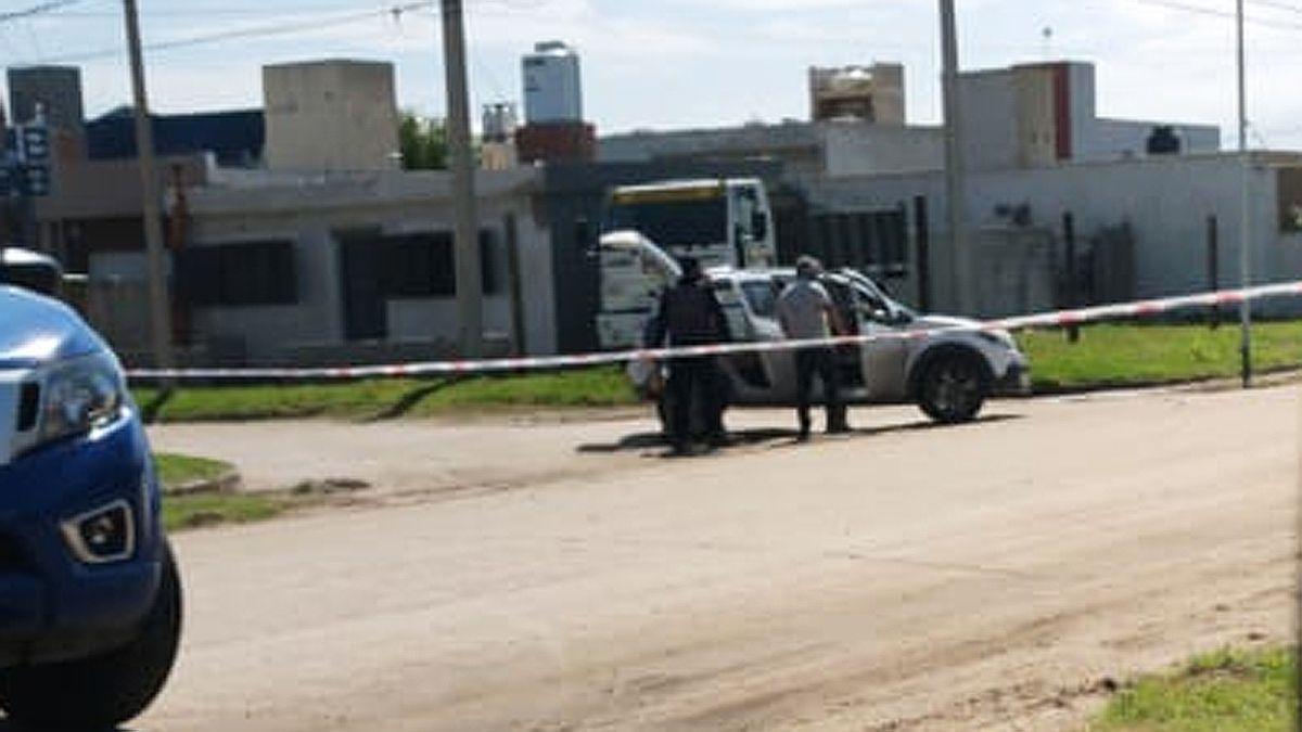 Investigan un violento asalto a un trabajador de la YPF de avenida Castelli