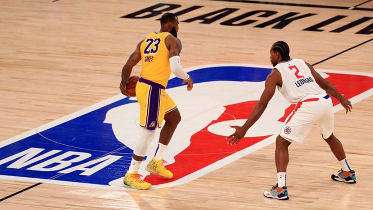 La NBA volvió al ruedo en la burbuja de Florida