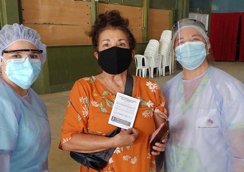 Avanza el plan de vacunación en poblaciones de la región