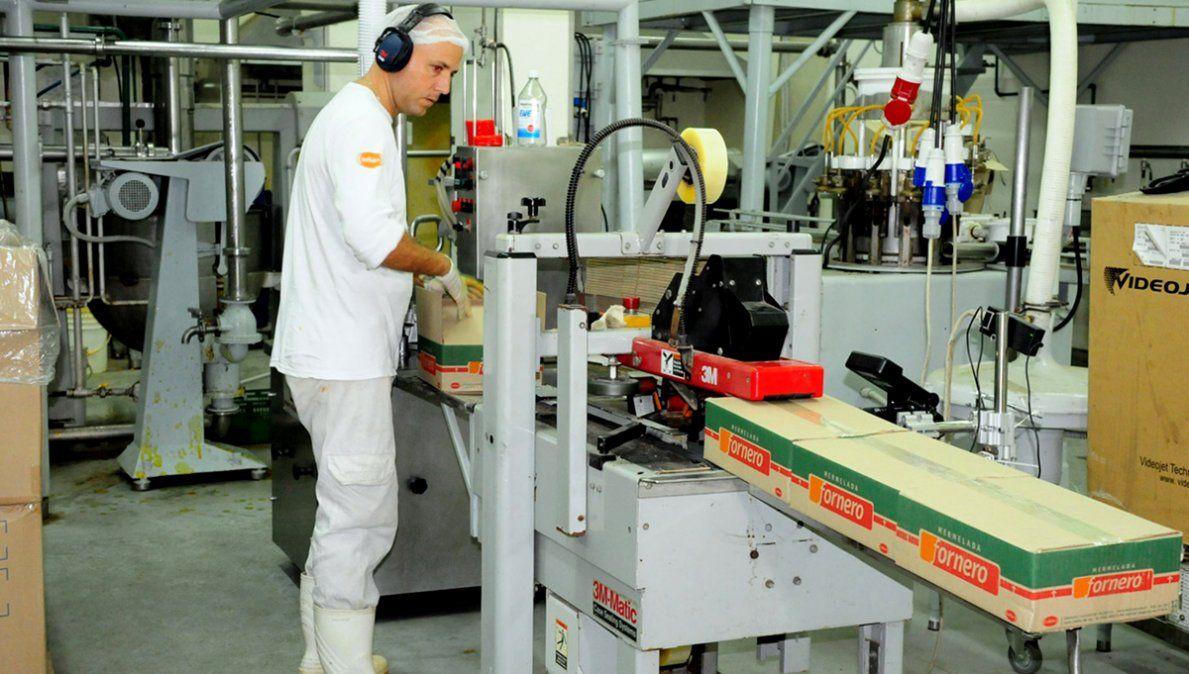 Solo 51% de las industrias operó normalmente en julio