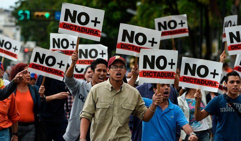 Impulsan una coalición internacional para enviar asistencia a Venezuela