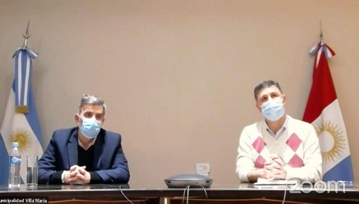 De los 105 contactos estrechos investigados, 25 dieron negativo al primer hisopado