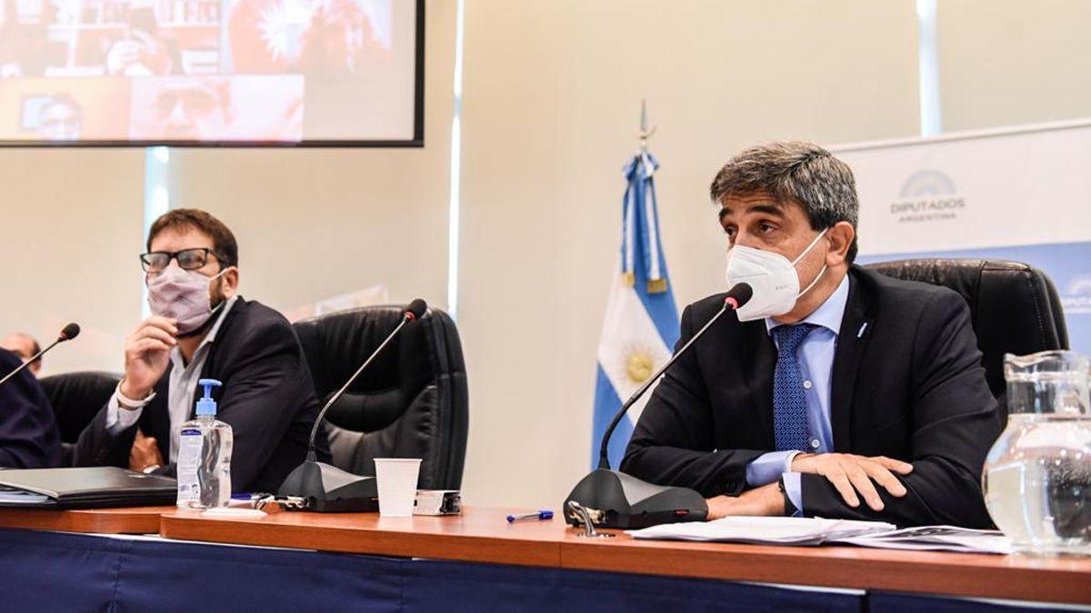 El proyecto fue debatido en un plenario de comisiones.