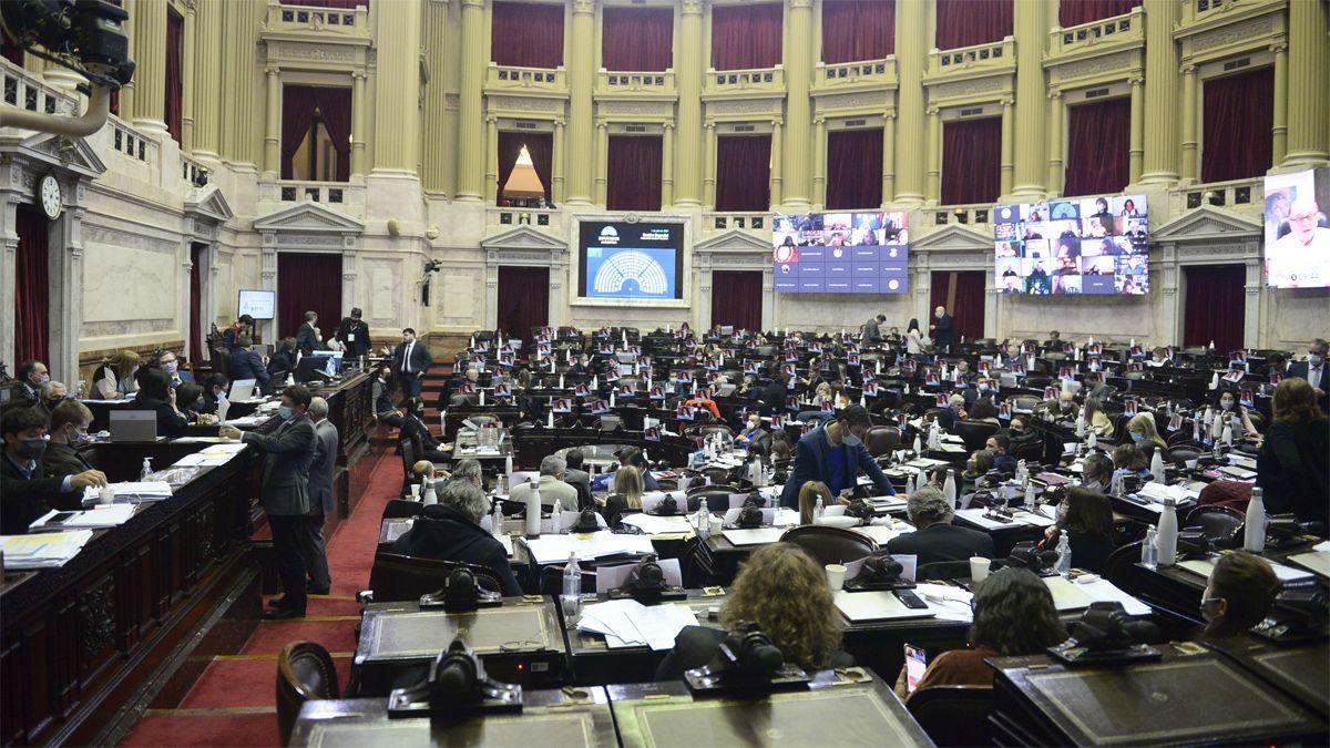 Diputados aprobó el proyecto de biocombustibles y lo giró al Senado.