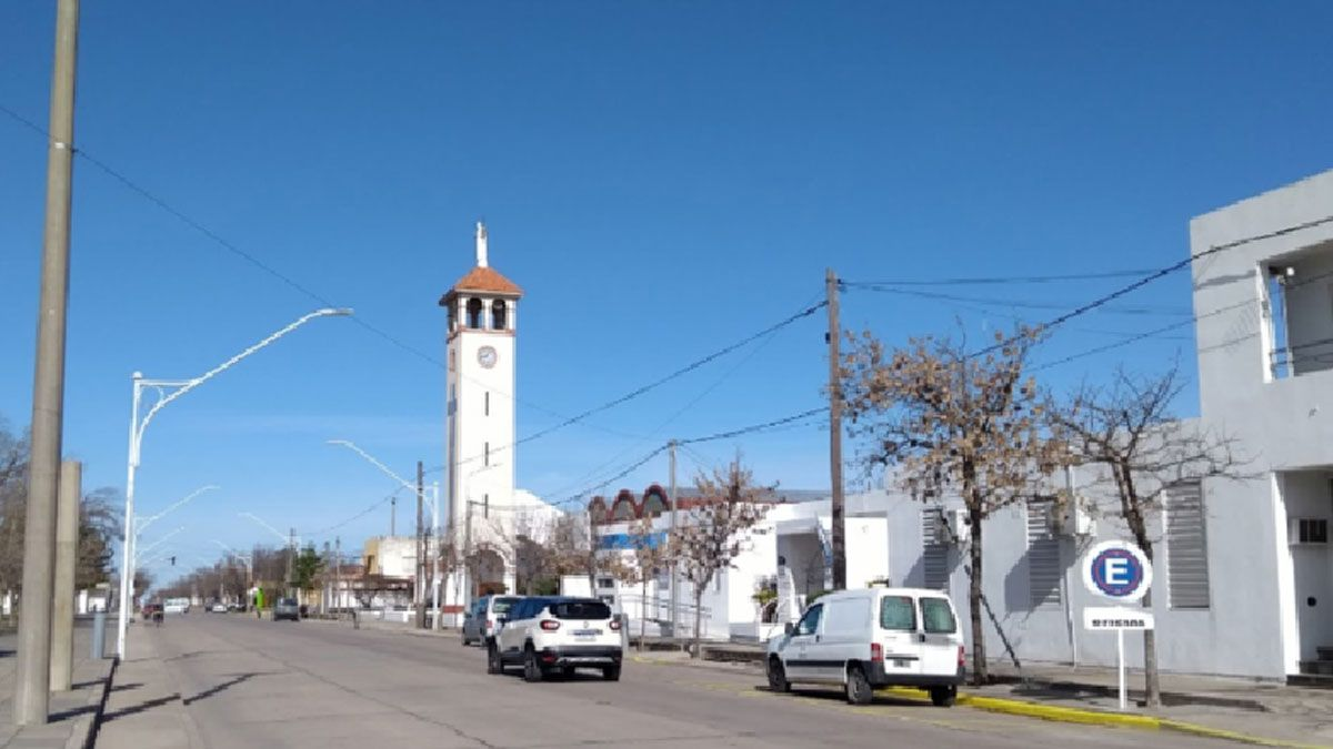 Jovita tiene alrededor de 8.000 habitantes y cuenta con 2 agentes de Policía para toda la tarea preventiva y de control.