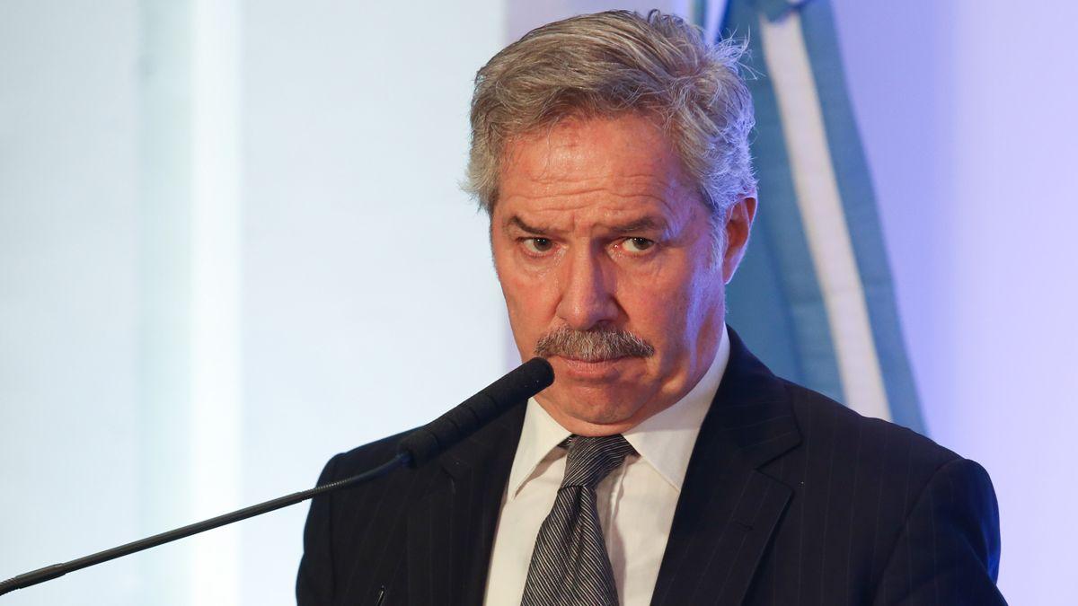 El canciller Felipe Solá.