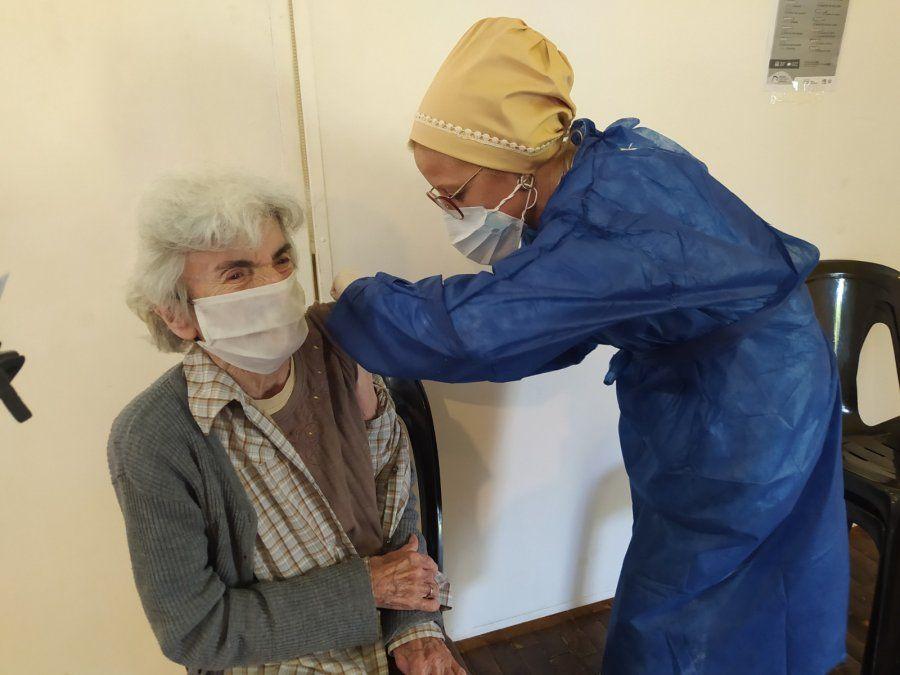 Quinodoz aseguró que la fibrosis pulmonar puede decantar en la implementación de oxígeno permanente en casos graves de Covid.