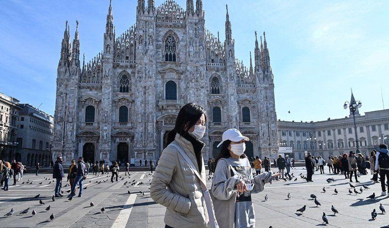 Italia permanecía como el país con más muertos por coronavirus