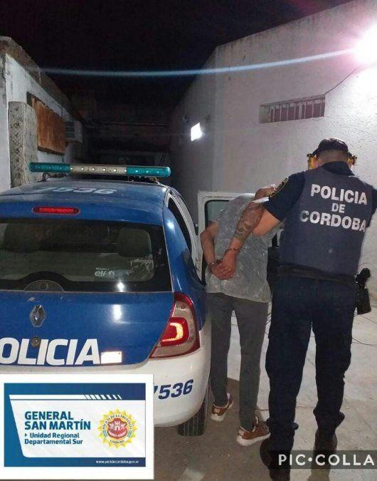 Detuvieron a un hombre por el intento de homicidio en Los Olmos