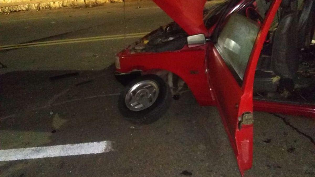 Murió una joven de 18 años y aseguran que el conductor del automóvil estaba alcoholizado