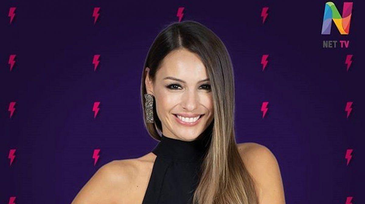 Pampita confirmó el embarazo y la ex de García Moritán no dudó en responderle