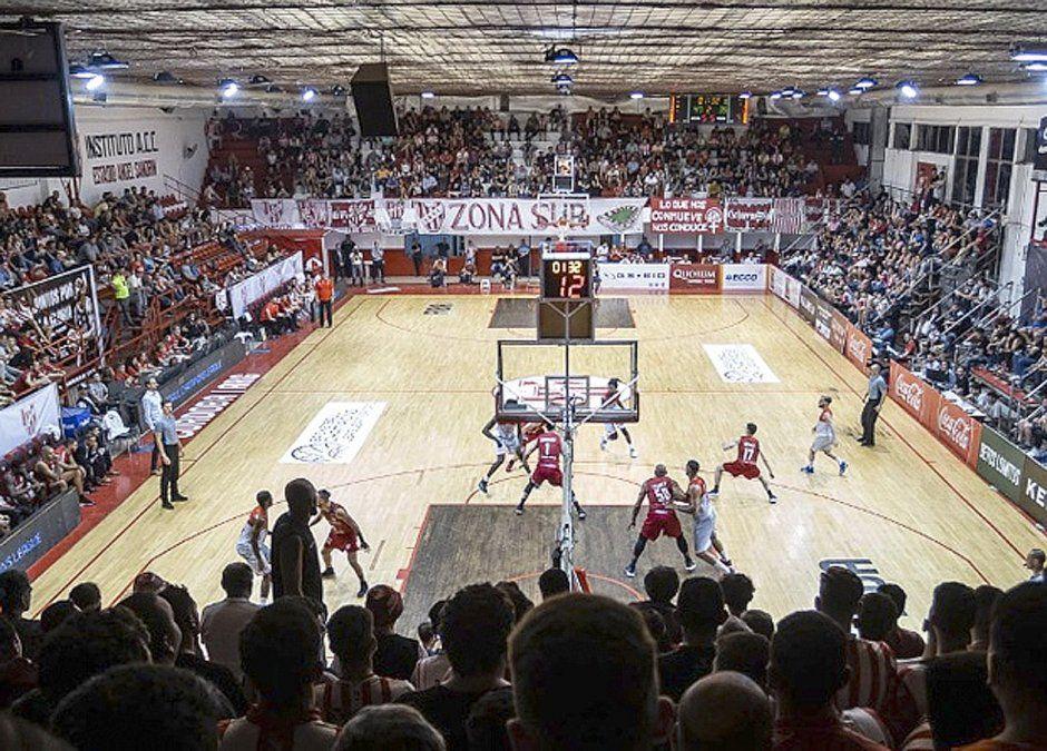 """El estadio """"Ángel Sandrín"""" de Instituto de Córdoba será la sede de los play off de la Conferencia Norte."""