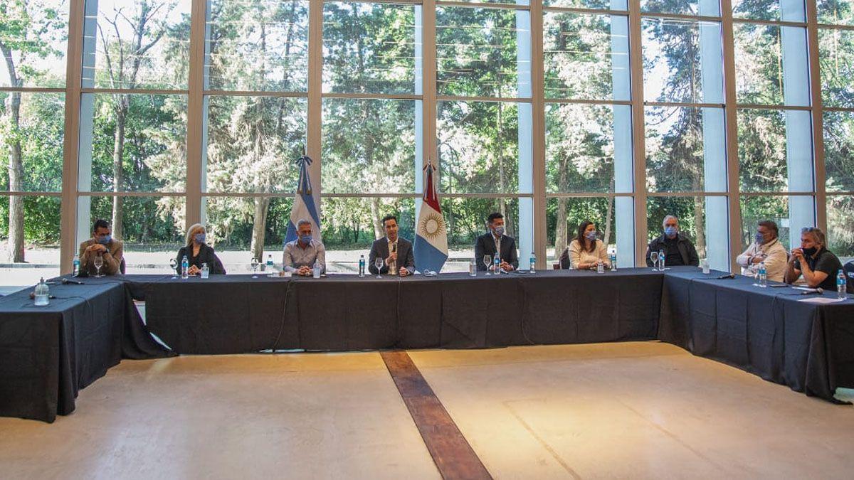 El encuentro se llevó a cabo en el Centro de Convenciones Córdoba.