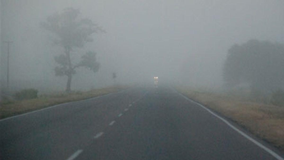 El Servicio Meteorológico Nacional (SMN) anuncia bancos de niebla para el este cordobés.