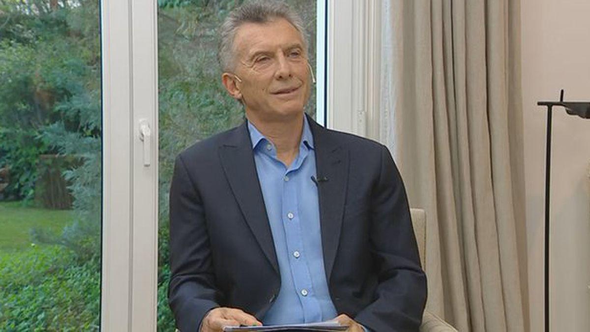 Macri anticipó que no piensa en ser candidato en 2021