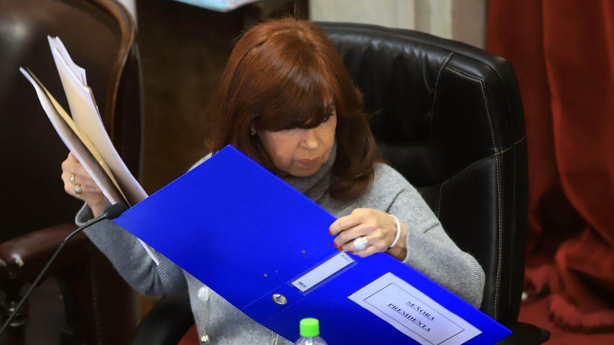 Cristina Kirchner presentó la declaración jurada ante la Oficina Anticorrupción.