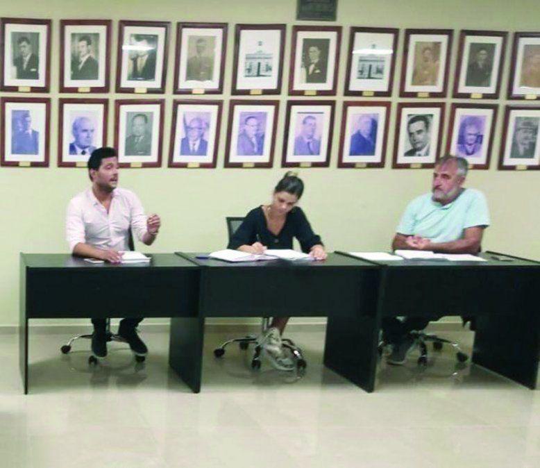 La UCR villanovense solicitó la eximición de la tasa de comercio e industrias para pymes