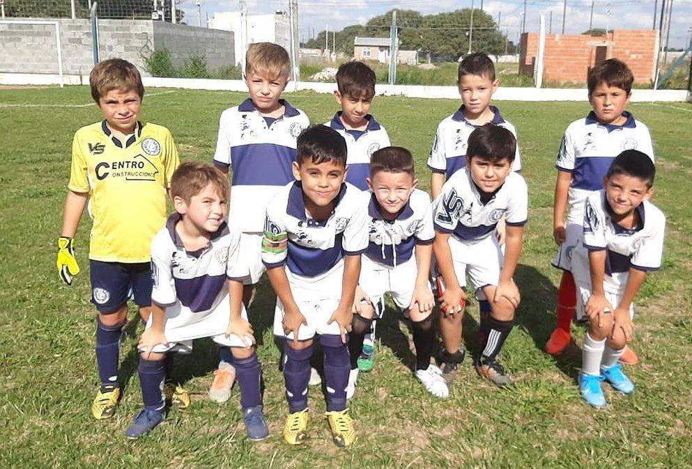 La categoría promocional de Deportivo Argentino.