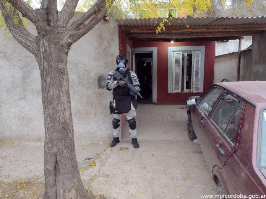 Fue detenido con más de 250 dosis de cocaína entre sus prendas