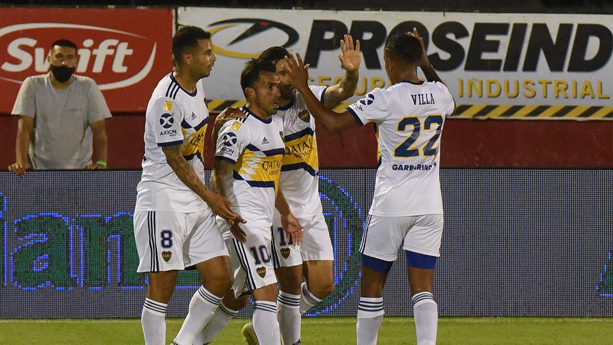 La Conmebol pospuso el partido de Boca