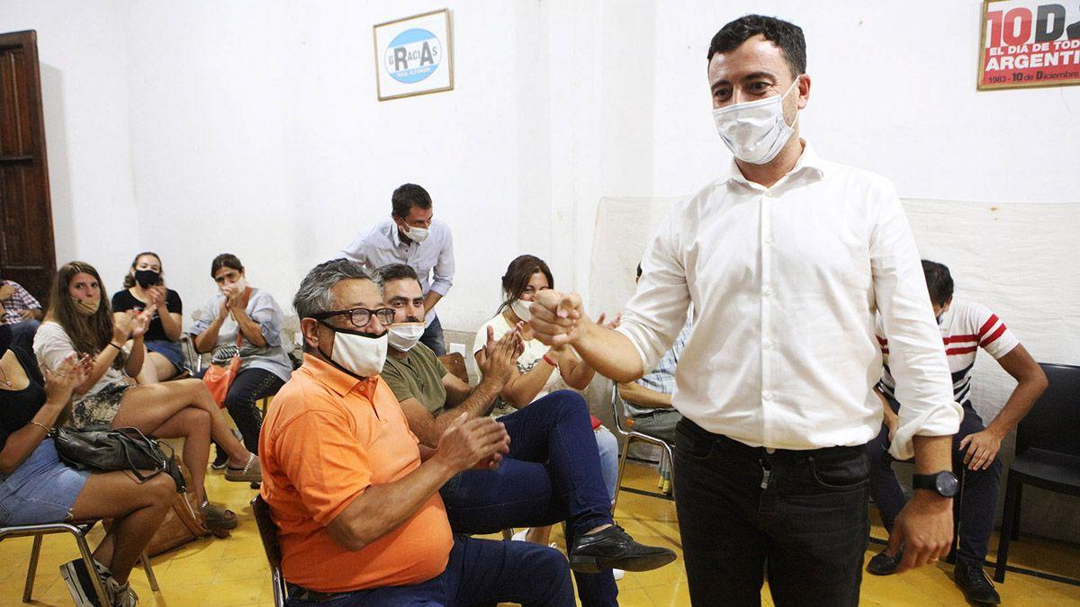 Córdoba:una decena de fuerzas políticas competirá en las Paso