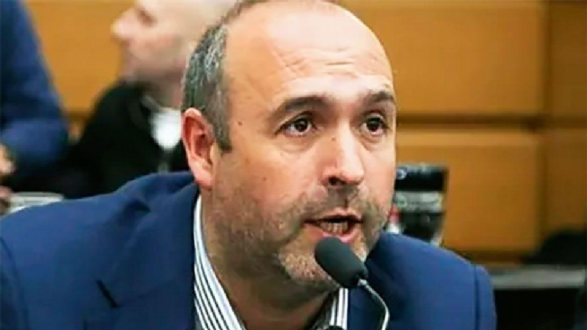 Marcos Farina, subsecretario de Transporte de la Nación