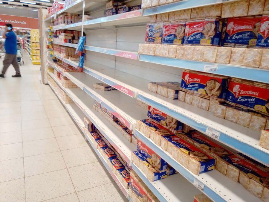 Otra fuerte suba en los alimentos:hay ajustes de hasta el 12 por ciento