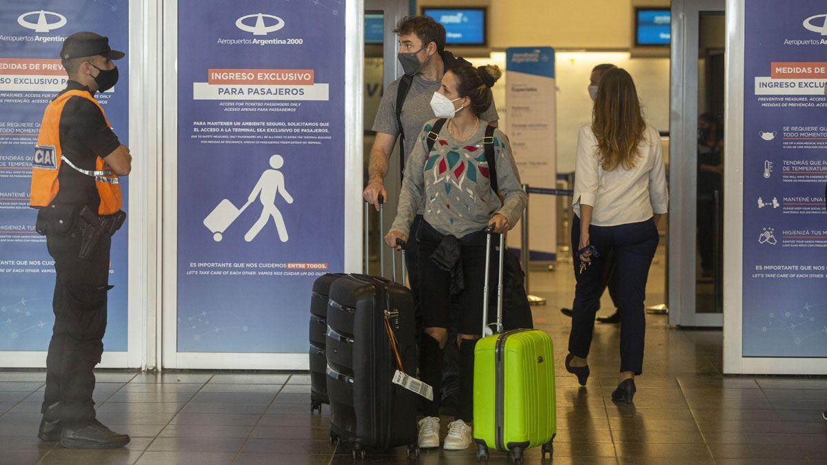 Migraciones aseguró que no hay argentinos varados en el exterior.