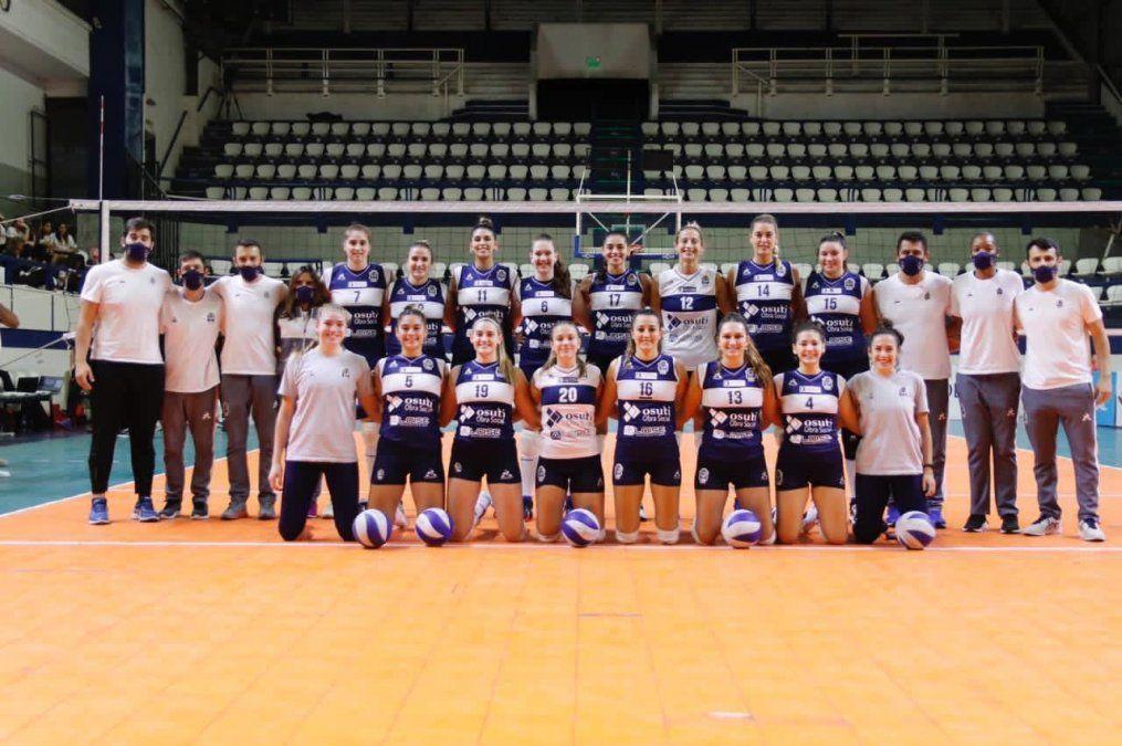 Vóley: Gimnasia de La Plata jugará la final de la liga con presencia villamariense