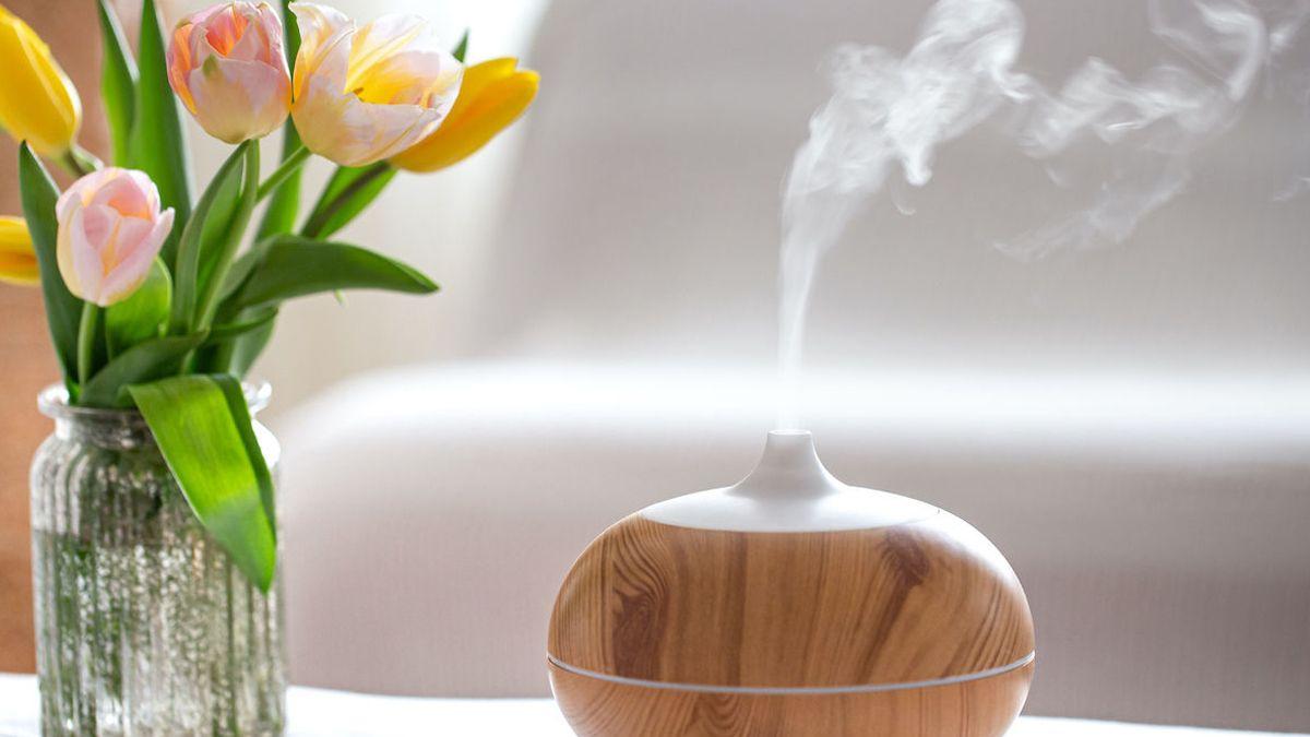 La inhalación es el método más simple para la administración de la aromaterapia.