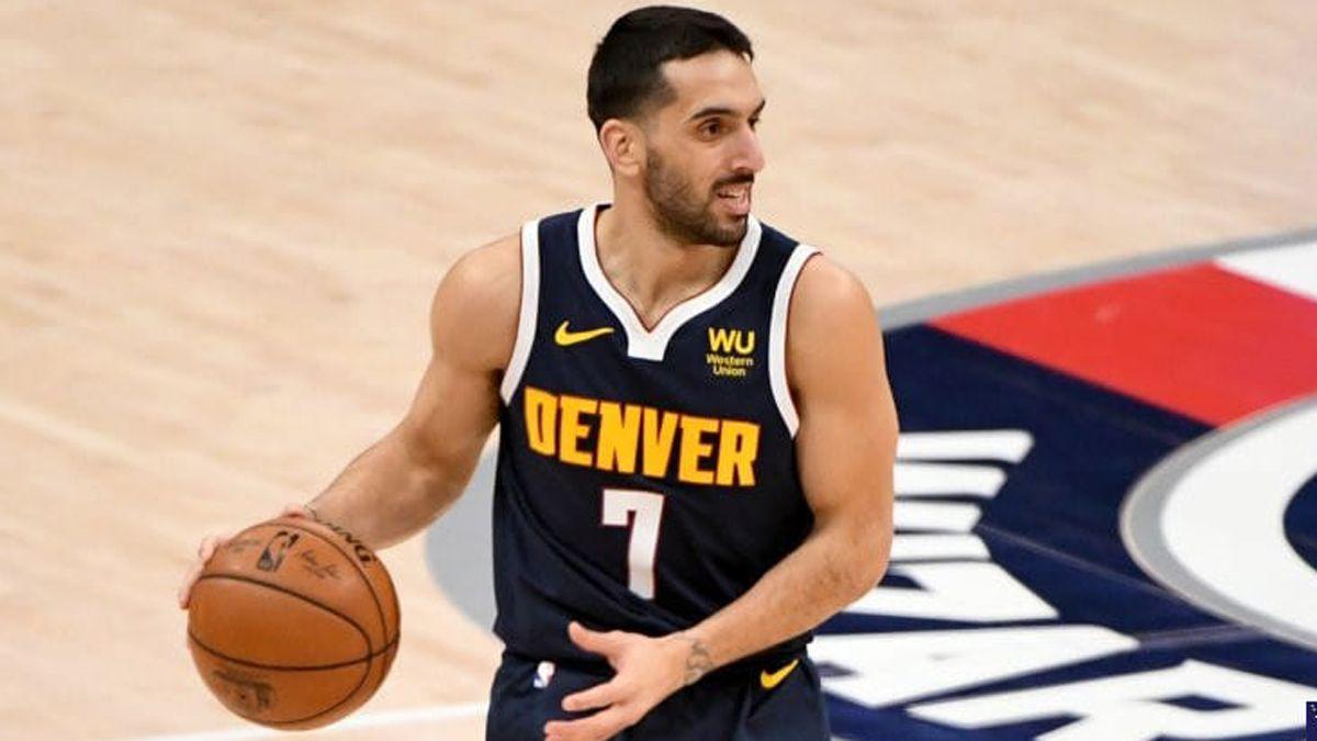 La primera temporada del cordobés Facundo Campazzo en la NBA