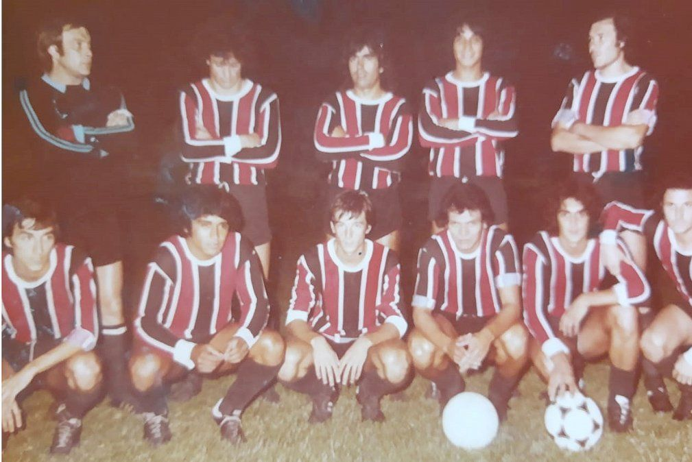 En 1981 Alem presentó a Montes (Moreno); Mazzini