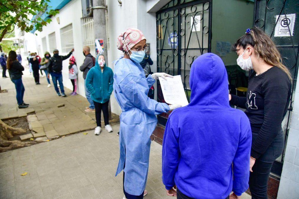 Frente a la emergencia sanitaria