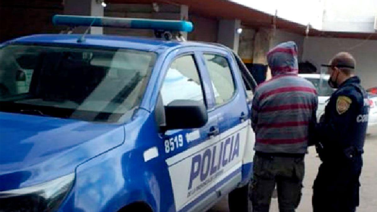 El acusado fue trasladado a Córdoba por orden del fiscal Bosio.