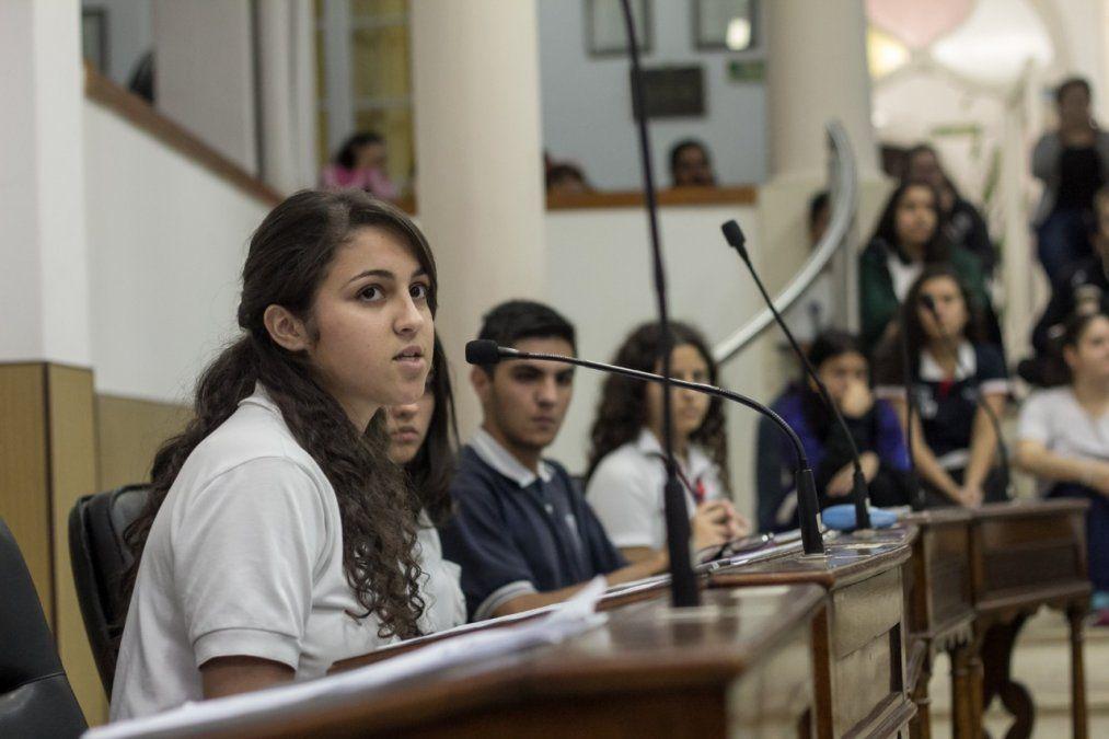 Impulsan una nueva edición del Concejo Deliberante Estudiantil.