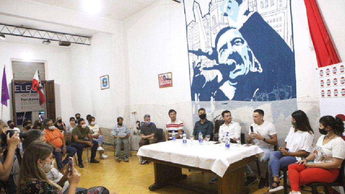 De Loredo impugnará judicialmente la resolución: Mestre y Negri quieren un radicalismo VIP