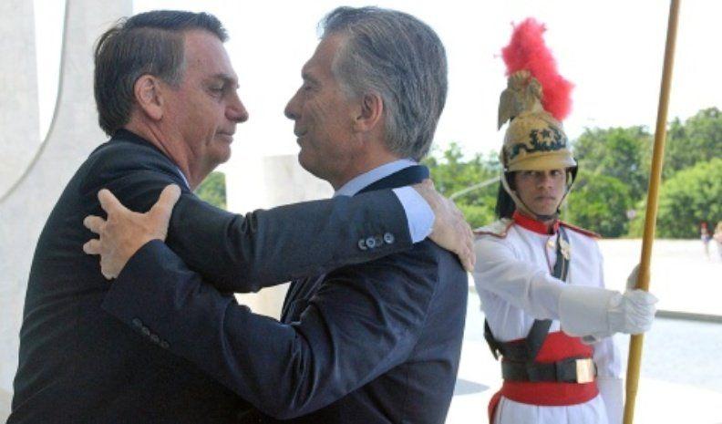 Macri: la gente quería un cambio de verdad en Argentina y Brasil