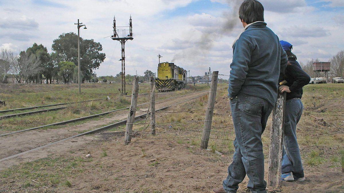 La producción minera impulsa la vuelta del tren de cargas a la región