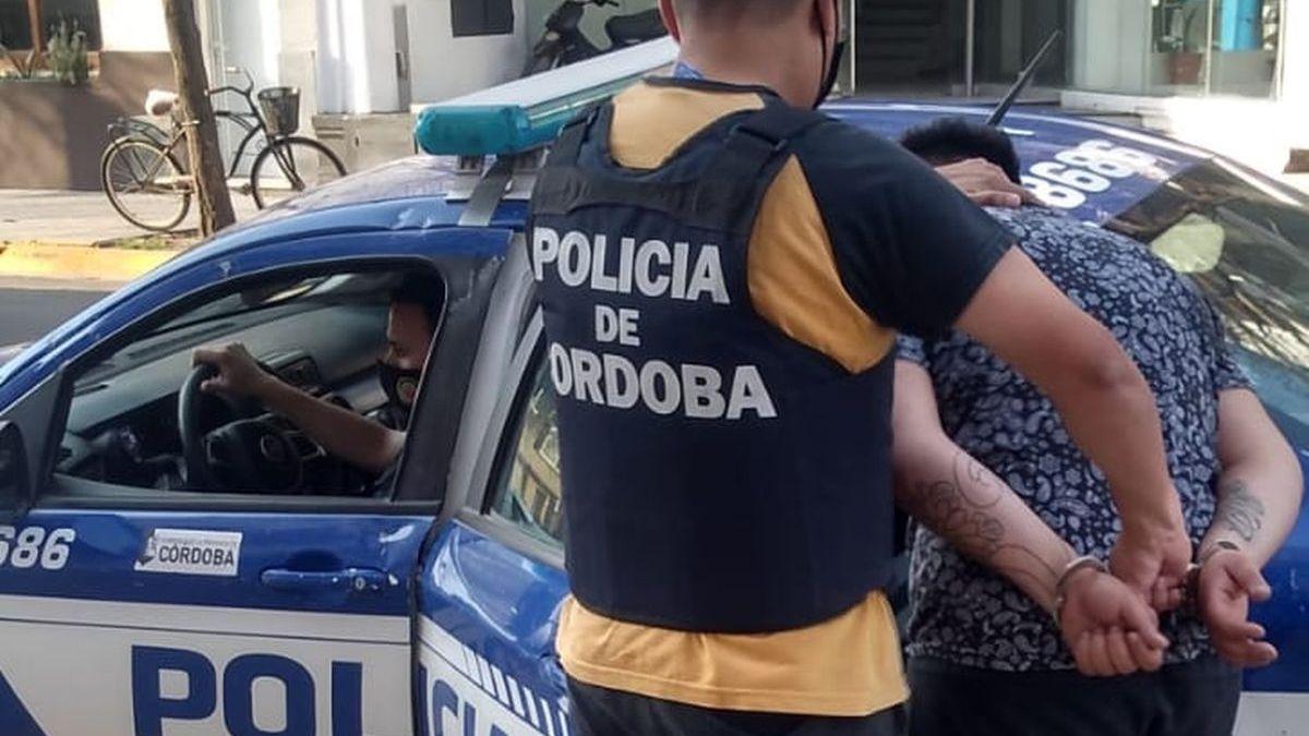 El taxista fue aprehendido en la tarde de ayer por el delito de falsa denuncia.