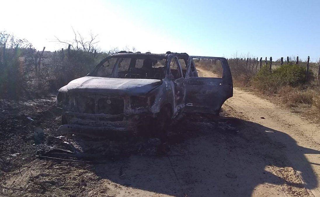 Hallan 19 cuerpos calcinados en la zona fronteriza de México con Estados Unidos