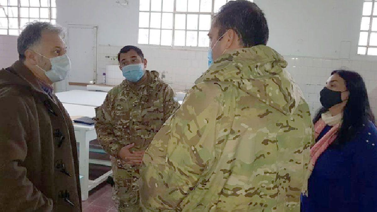 En La Carlota volvieron a registrar casos positivos y acumula 6 infectados.