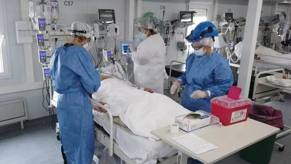 Coronavirus en Argentina: este domingo se reportaron 622 casos y 61 muertes