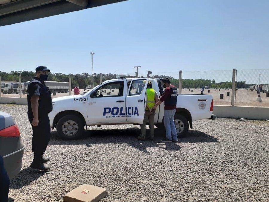 Deheza: un detenido por un caso de grooming
