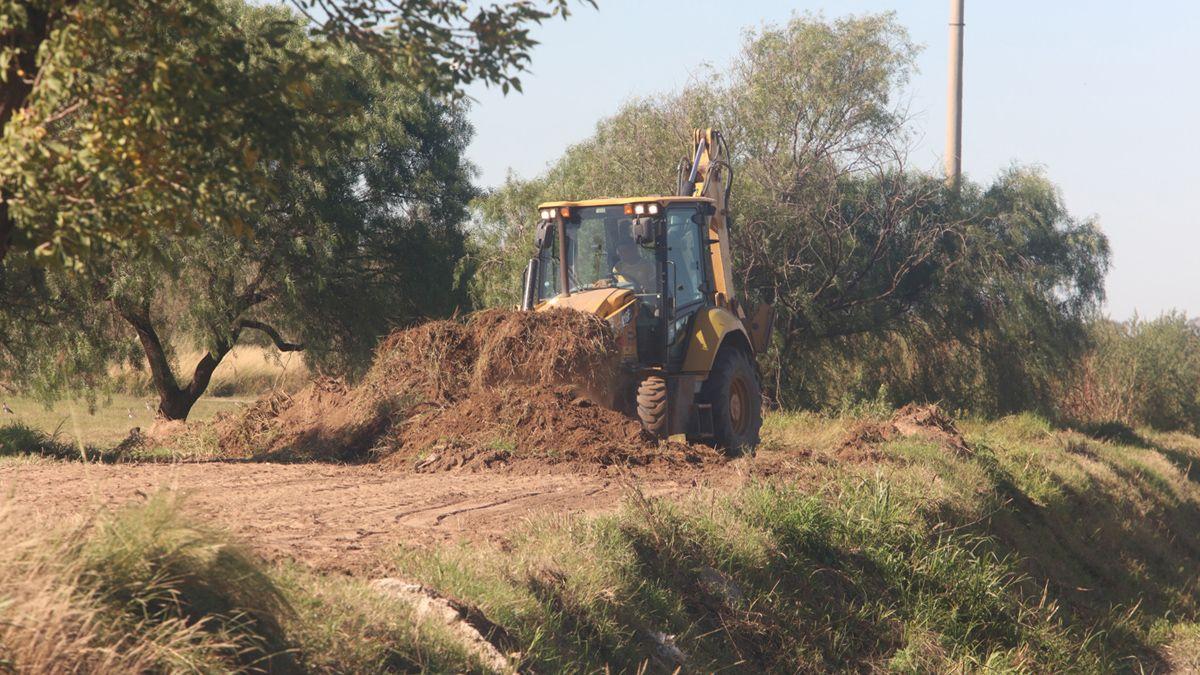 Las obras beneficiarán a vecinos del sur de la ciudad.