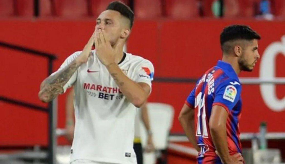 Lucas Ocampos: Sueño con terminar mi carrera en River Plate